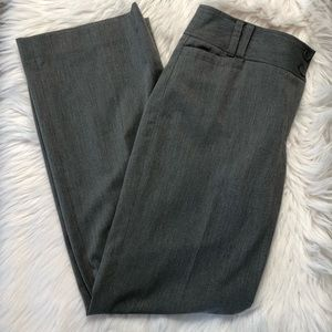 Loft Julie Gray Pants